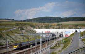 What Will Brexit Mean for Europe's Railways