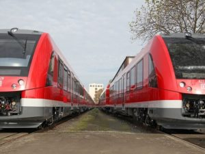 Coradia Lint Regional Trains