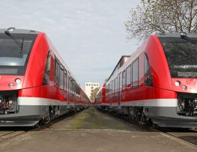 Alstom to Supply 25 Coradia Lint Regional Trains to Southern Germany