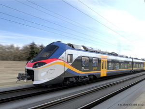 Coradia Stream Regional Trains