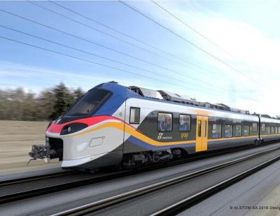 Alstom to Supply Additional Coradia Stream Regional Trains to Trenitalia