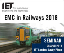EMC in Railways 2018