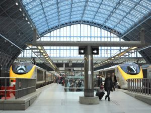 Sales and Distribution Software for Eurostar