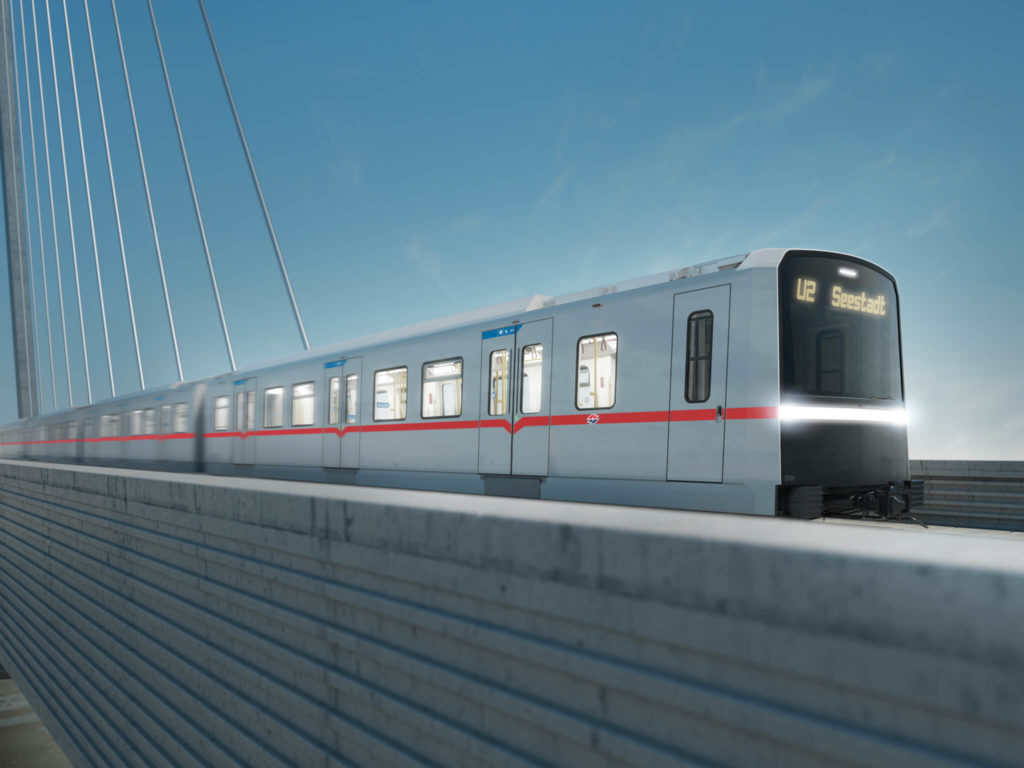 Fully Automated Metro Trains for Vienna