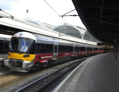 Government Invites Third Parties to Invest in the UK Rail Network