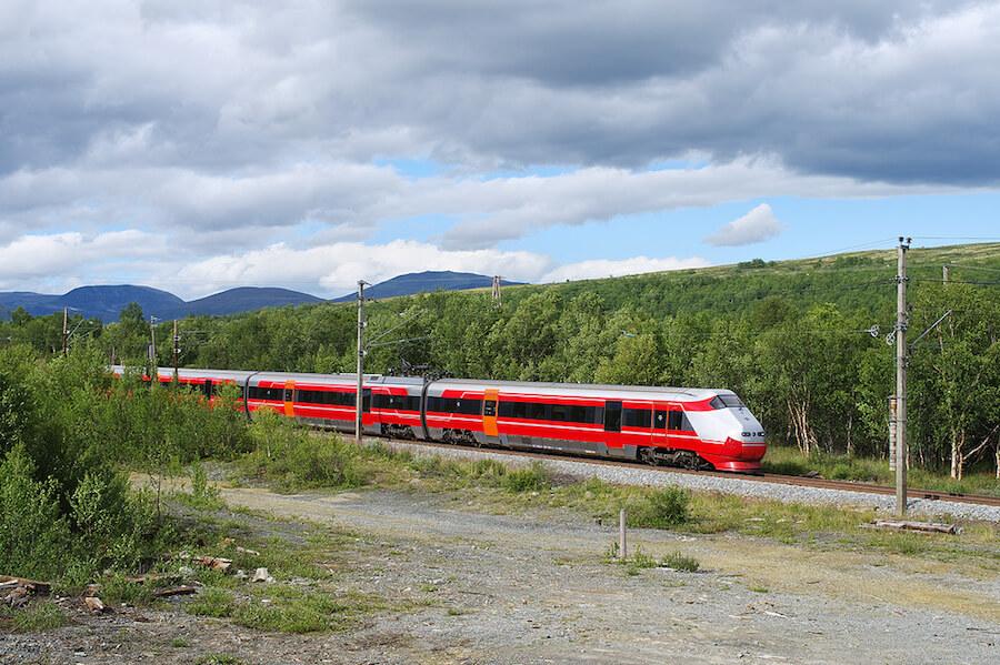 Next-Generation Rail Traffic Management System