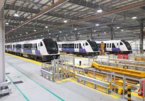 TfL Orders Additional Trains for London's Elizabeth Line