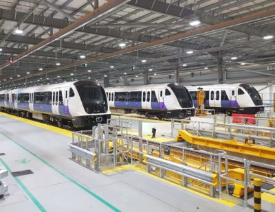 TfL Orders Additional Trains for London's Elizabeth Line