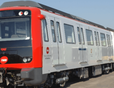 CAF to Supply More Trains for Barcelona Metro