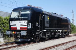 Siemens and MRCE to Form New Locomotive Workshop in Rotterdam