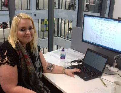 Careers in Rail: Interview with Learner Megan Foster