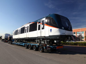 Metropolis Trainset for Panama Metro Line 2