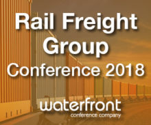 Rail Freight Group Conference 2018