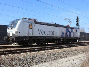Alternating-Current Locomotives