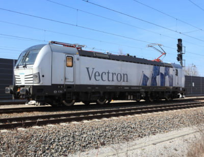 Siemens to Deliver Alternating-Current Locomotives for Danish State Railways