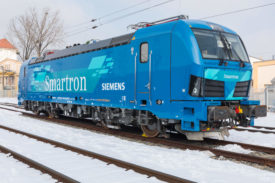 Smartron Locomotive