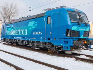 Smartron Locomotive