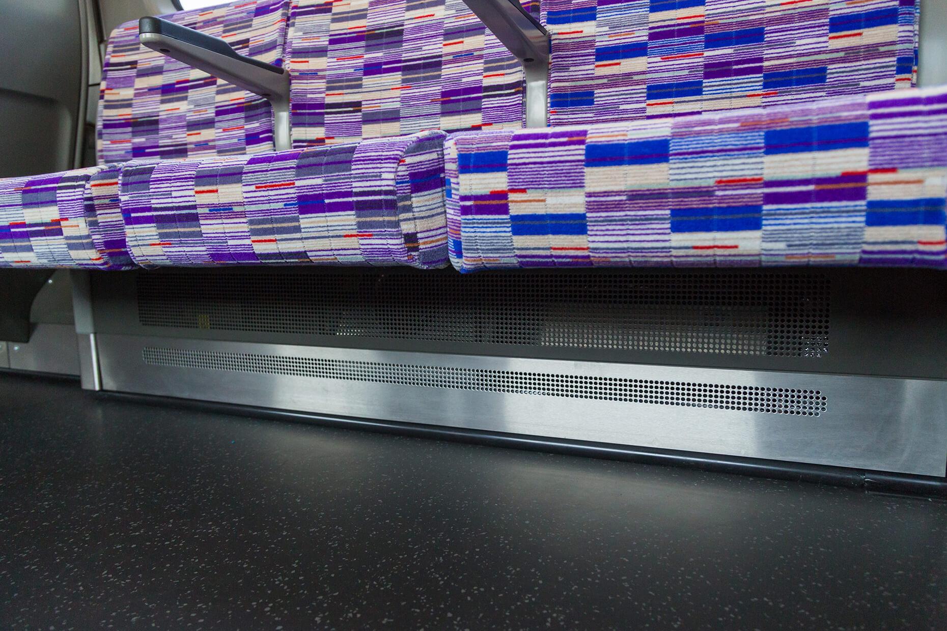 Crossrail Train London