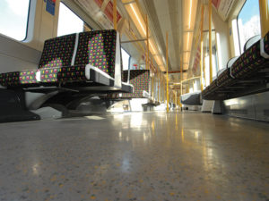 Rail Compliant Floor Coverings
