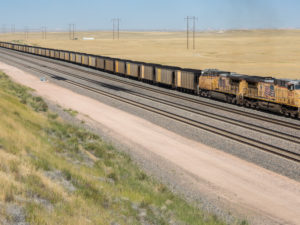 Wyoming Rail Infrastructure