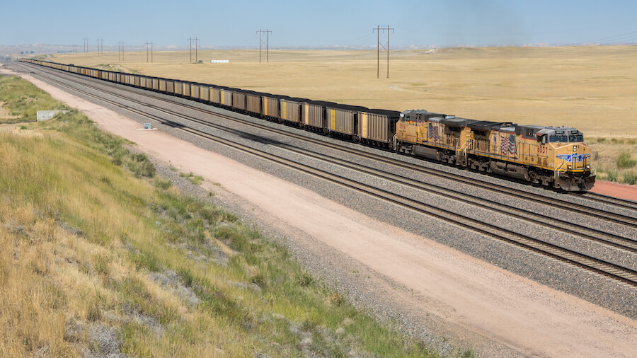 Wyoming Rail Infrastructure