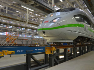 High-Tech Rail Products