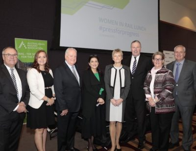Australasian Rail Industry Meet to Celebrate the Contribution of Women to the Rail Sector