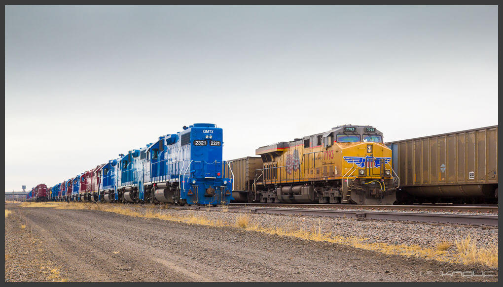 American railroads: RSI/CMA 2018 Expo takes place 9–11 September