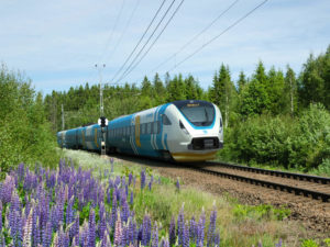 High-Speed Regional Trains