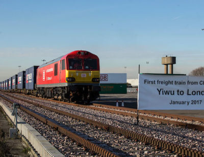 From Yiwu to Barking: How the Rail Industry in the UK is Engaging with China