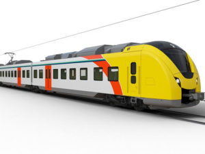 Coradia Continental Regional Trains