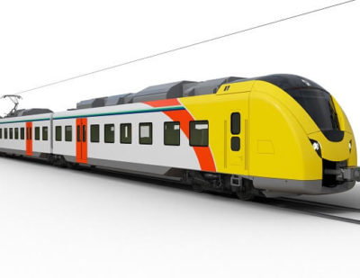 German State of Hesse Orders Additional Regional Trains