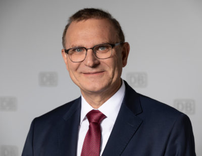 Michael Odenwald Elected New Chairman of DB Supervisory Board