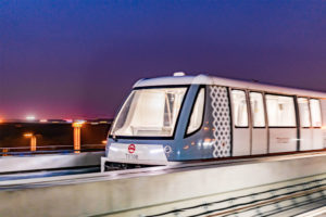 Shanghai's New Driverless APM System Starts Passenger Service