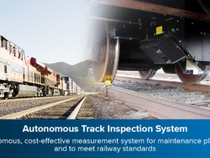Autonomous Track Inspection Systems