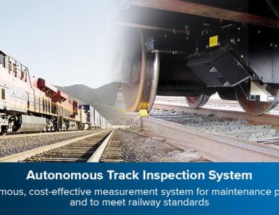 ENSCO Autonomous Track Inspection Systems