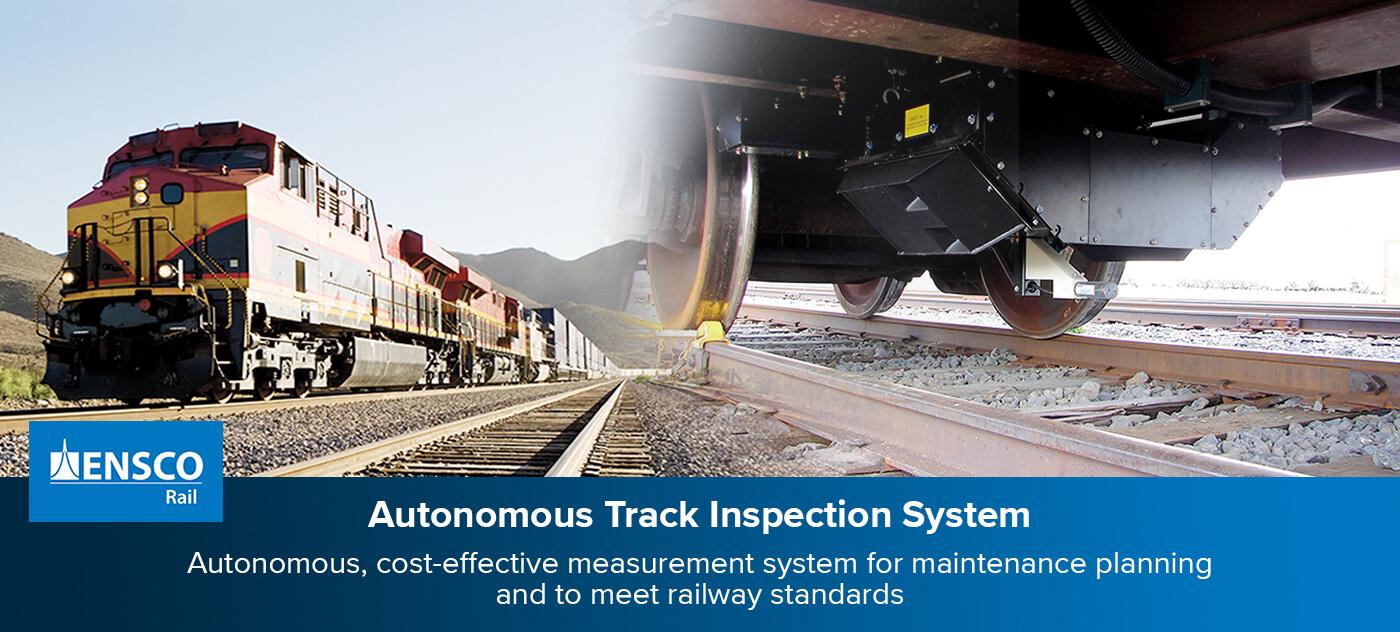 Autonomous Track Inspection Systems
