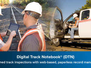 Digital Track Notebook