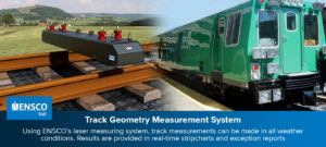 ENSCO Track Geometry Measurement System