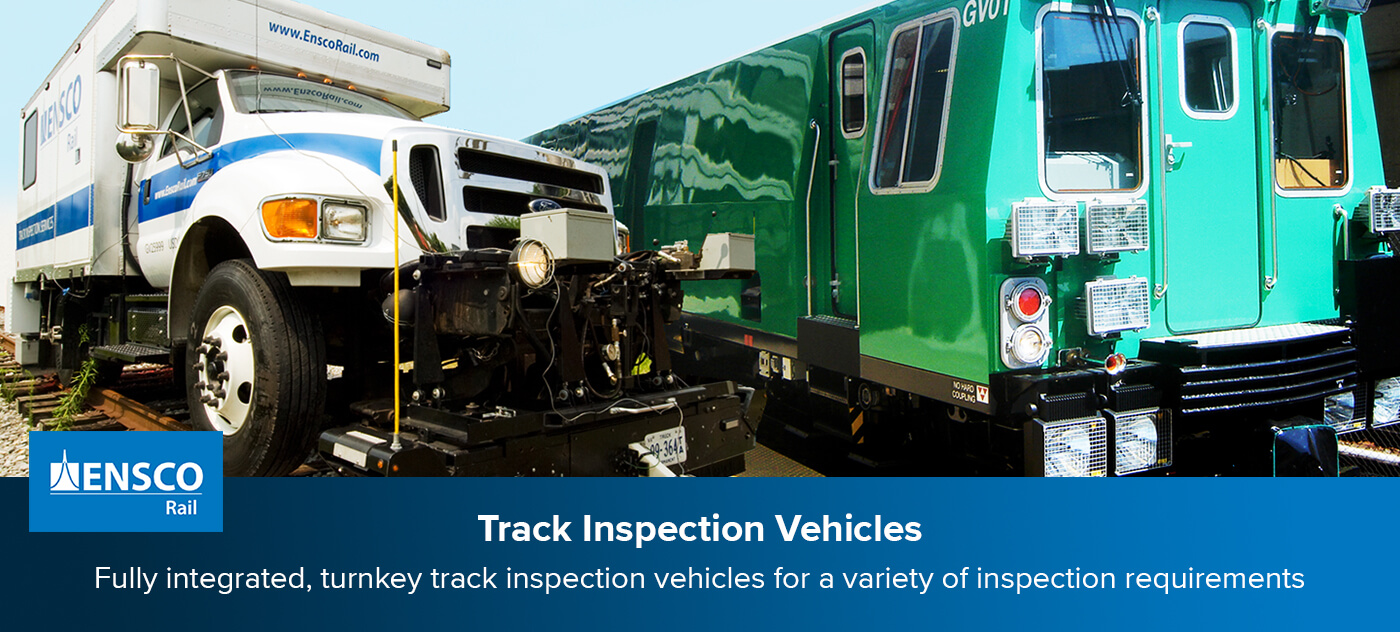 Track Inspection Vehicles