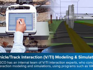 Vehicle/Track Interaction Specialist