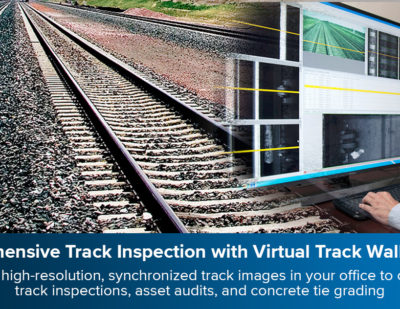 ENSCO Rail's Virtual Track Walk Featured in Washington Post