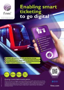 FIME Enhances Smart Ticketing Services for Transport