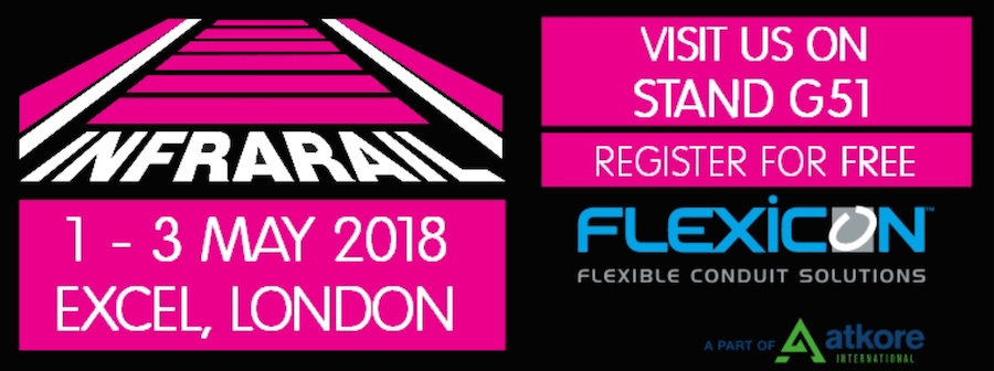 Flexicon Infrarail 2018