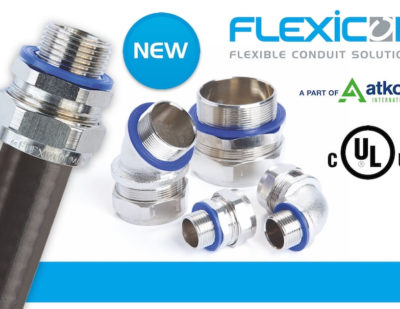 Flexicon Extends its Range of Liquid Tight Conduit Solutions