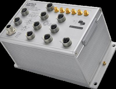 Lantech EN50155 4G Routers TWMR-5006-1L-1AC-2S-65