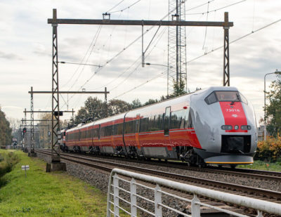Norway's Rail Network Goes Digital With Siemens ETCS Technology