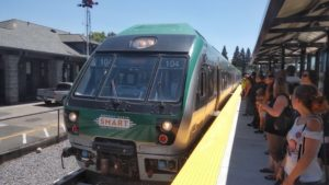 USDOT Announces $22.5m Grant for San Rafael Commuter Rail Extension