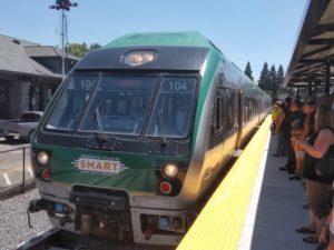 San Rafael Commuter Rail Extension