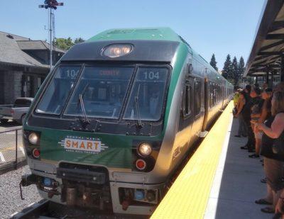 USDOT Announces $22.5m Grant for San Rafael Commuter Rail Extension
